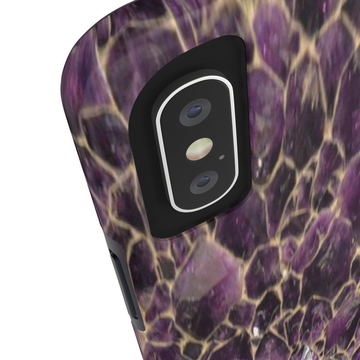 iPhone 11 - Case Mate Tough Phone Cases - Extremely strong plastic - Crystals from minerals - Smithsonian - WA DC Phone Case Printify