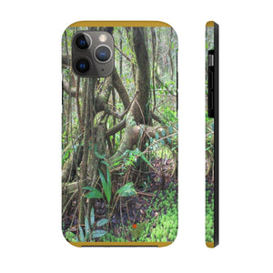 iPhone 11 - Case Mate Tough Phone Cases - Extremely strong plastic - Marvels of Tradewinds trail in El Yunque PR Phone Case Printify