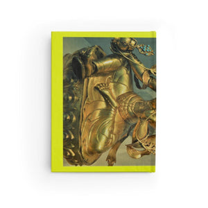 Journal - Blank - The Goddes Tara of Infinite and deep Compassion and Wisdom Paper products Printify