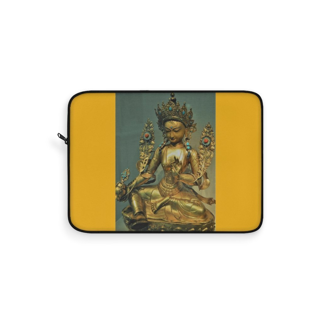 Laptop Sleeve - The Goddes Tara - Goddes of Infinite Compassion and Wisdom - Yunque Store