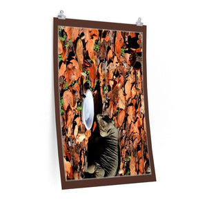 Low cost top-quality Posters - PR Pets and Animals - The Mona Iguana Poster Printify