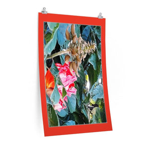 Low cost top-quality Posters - PR Plants and Flowers - Meaito tree flower Poster Printify