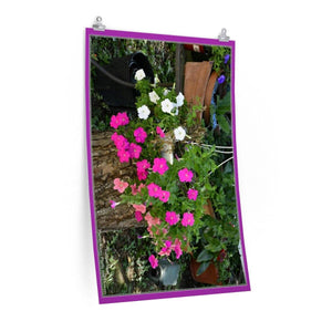 Low cost top-quality Posters - PR Plants and Flowers - Miramelindas Poster Printify