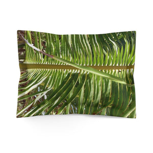 Microfiber Pillow Sham - Unique REMOTE Mona Island - Galapagos of the Caribbean – Puerto Rico - Yunque Store