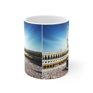 Mug 11oz - The Hajj Pilgrimage to Mecca - UAE - Yunque Store