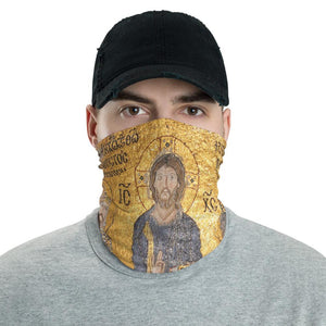 Neck Gaiter Face Mask Coronavirus Protection - Jesus in Istamabul - Yunque Store