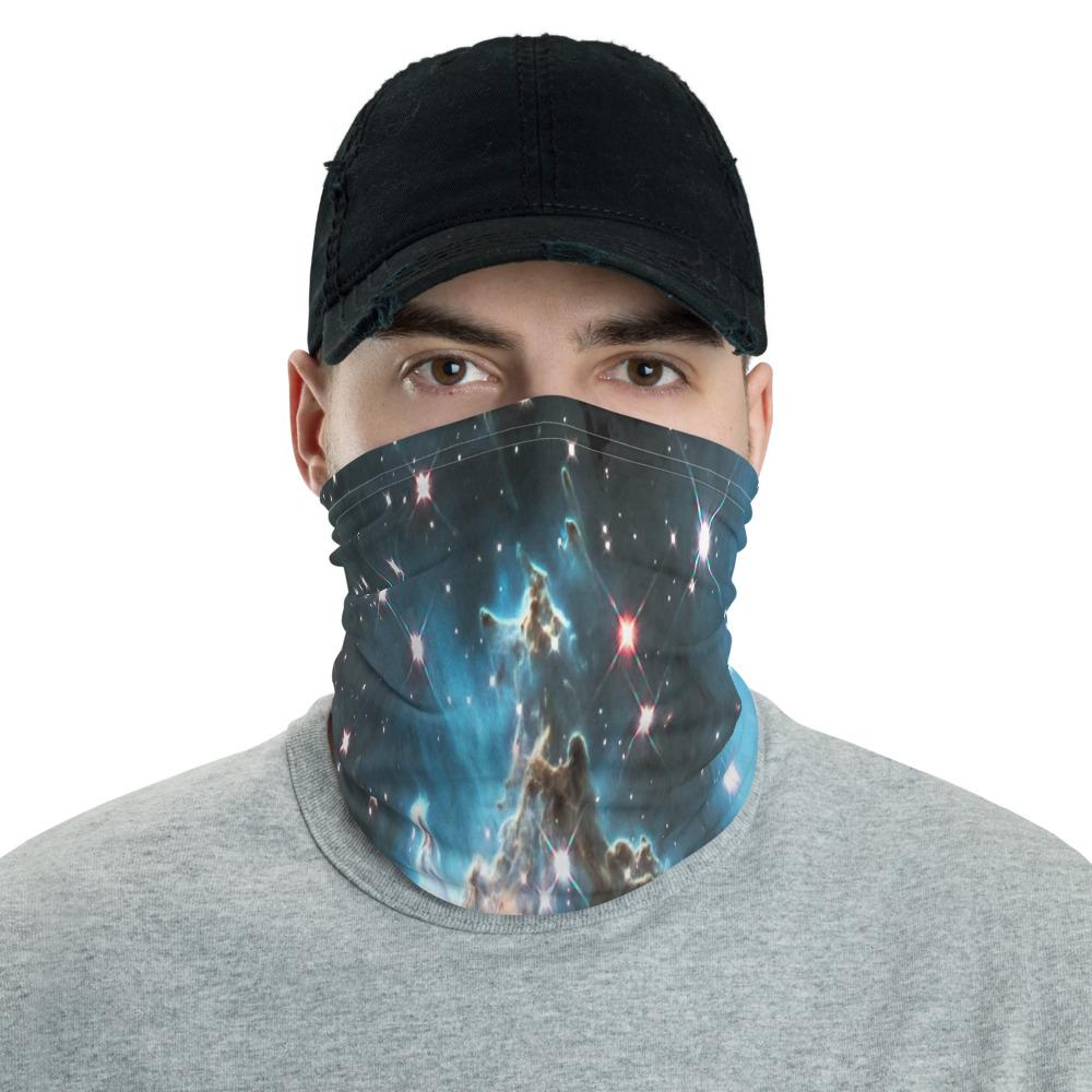 Neck Gaiter - Orion 👍 Nebula Hubble NASA - Yunque Store