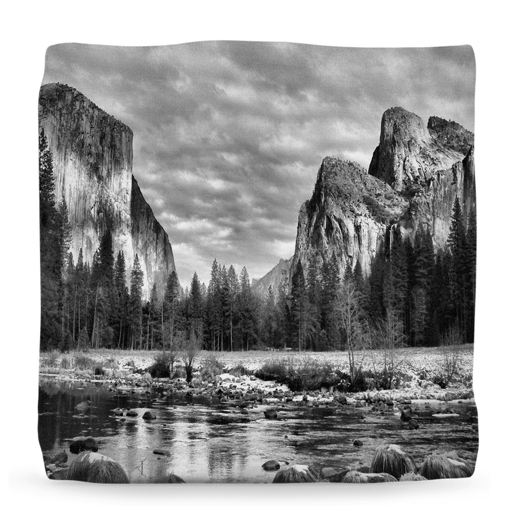 Ottomans - Awesome Views from Yosemite US National Park - California - Yunque Store