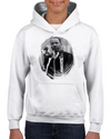 GELATO GLOBAL PRINT  - Classic Kids Pullover Hoodie - We celebrate Dr. Martin Luther King - Nobel Peace Prize
