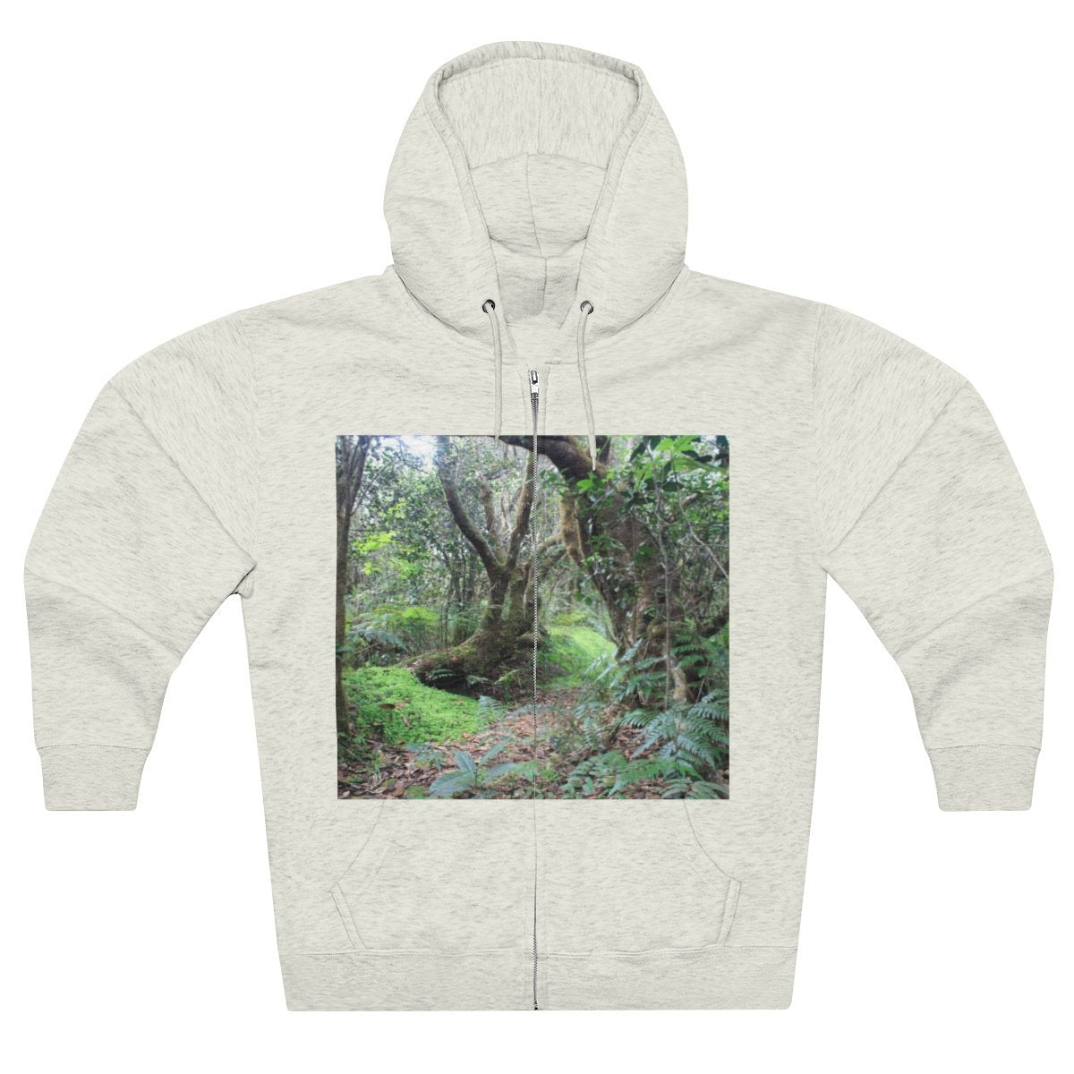 🐸 RainfForest@UK 🐸 Unisex 🏳‍🌈Premium Full Zip Hoodie - UK Print - by T shirt and Sons - Yunque Store