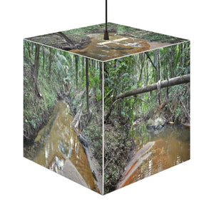Rare and Beautiful CUBE LAMP 😇 Holy Spirit Birth 21-day explorations - Historic Images before Maria - El Yunque rainforest PR - 5 x Images come to LIFE - Yunque Store