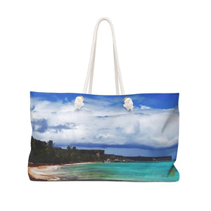 RARE DEAL - Weekender Bag - Unique Mona - Galapagos of the Caribbean - Puerto Rico: - Yunque Store