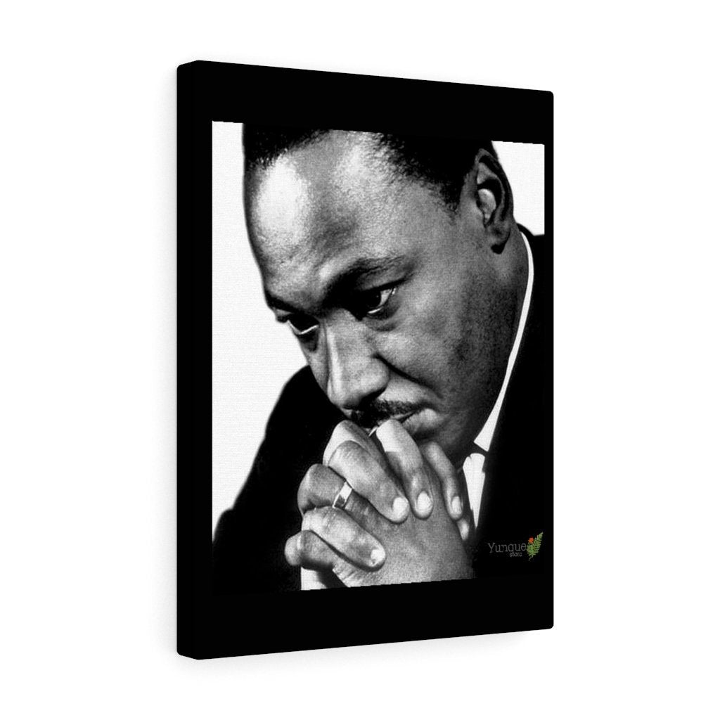Sale MLK Day / Give Us the Ballot Speech - Canvas Gallery Wraps - 📣 In Homage of Dr. Martin Luther King Jr. - Nobel Peace prize - 1964 - Yunque Store