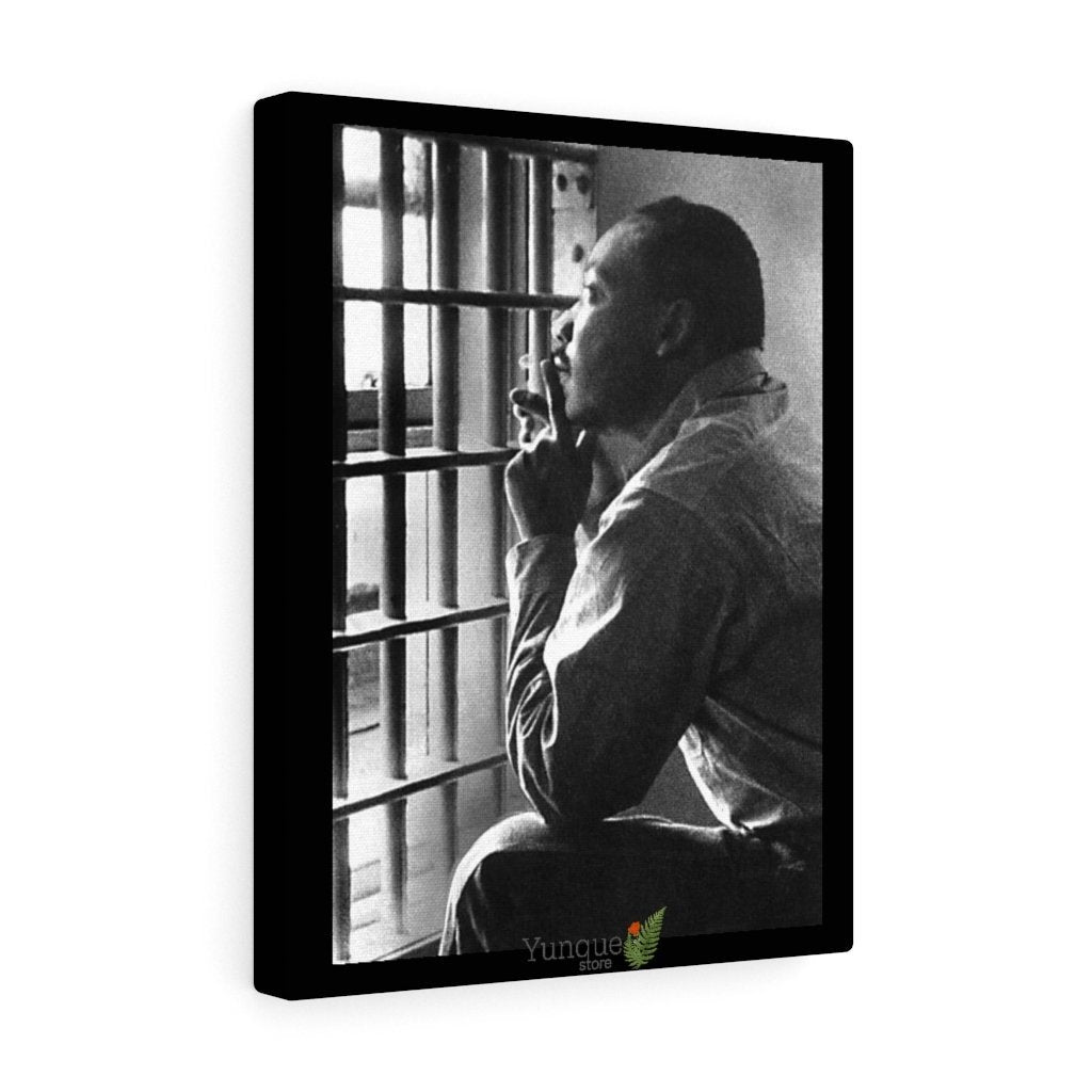 👕 Sale MLK Day / Give Us the Ballot Speech - Canvas Gallery Wraps - 📣 In Homage of Dr. Martin Luther King Jr. - Nobel Peace prize - 1964 - Yunque Store