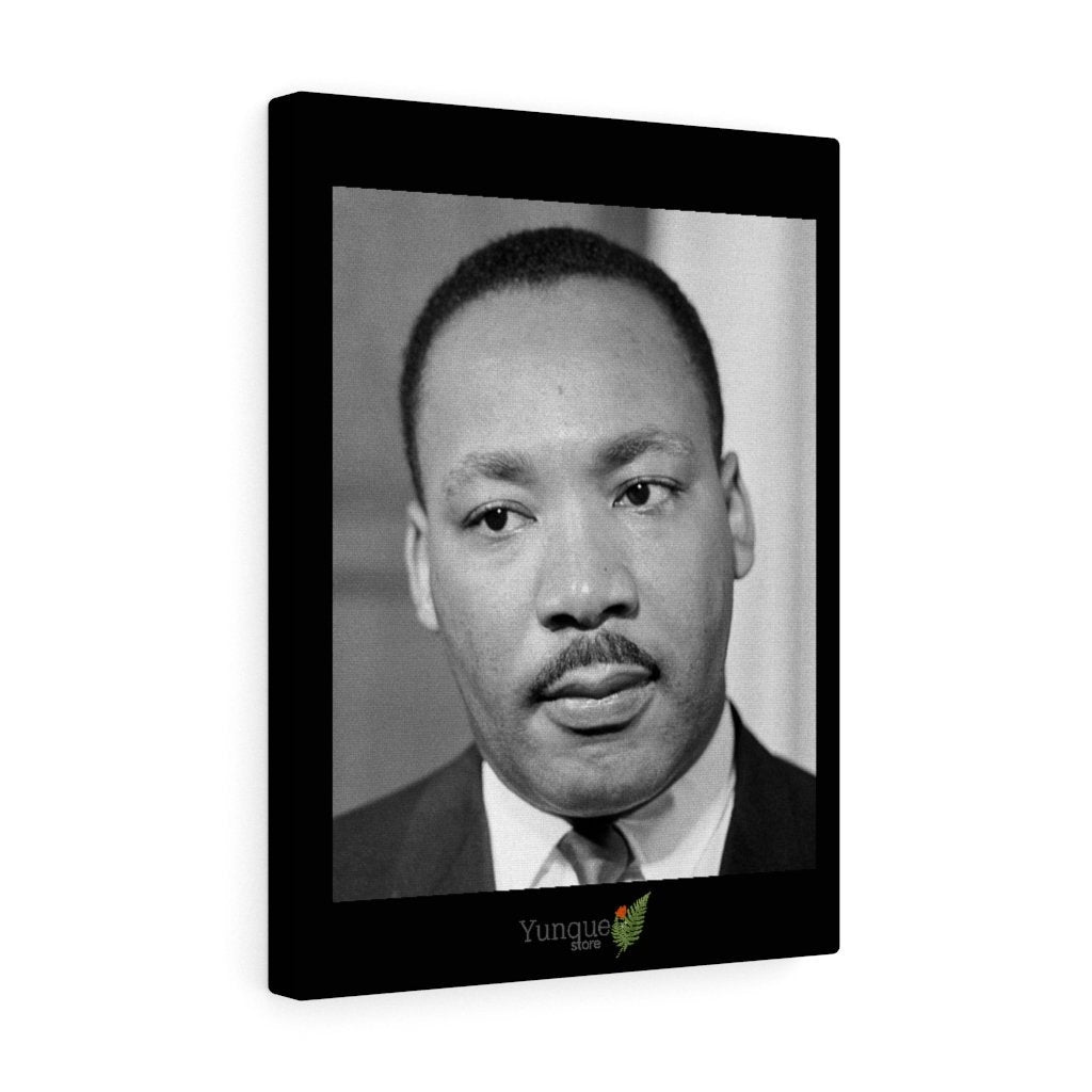 💘 Sale MLK Day / Give Us the Ballot Speech - Canvas Gallery Wraps - 📣 In Homage of Dr. Martin Luther King Jr. - Nobel Peace prize - 1964 - Yunque Store