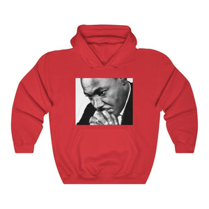 Sale MLK Day - Unisex Heavy Blend™ Hooded Sweatshirt - In Homage of Dr. Martin Luther King Jr. - Nobel Peace prize - 1964 Hoodie Printify