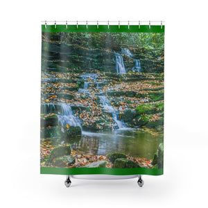 Shower Curtains - Celebrating the Great Smoky Mountain National Park - Yunque Store