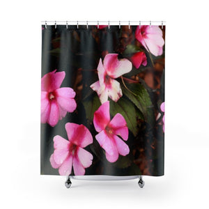 Shower Curtains - Flowers from Holy Mountain in Carite PR - Yunque Store