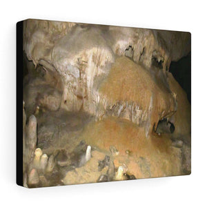 Stretched canvas - UK Print by Prodigi - Pajaros beach caves - Mona Island PR - Yunque Store
