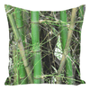 Throw Pillows - Bambo trunks and leaves Ver#03 AwsomeRainForest@Home