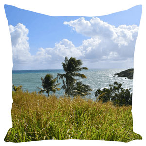 Throw Pillows - Palmas de Mar - Point#01 AwsomeRainForest@Home