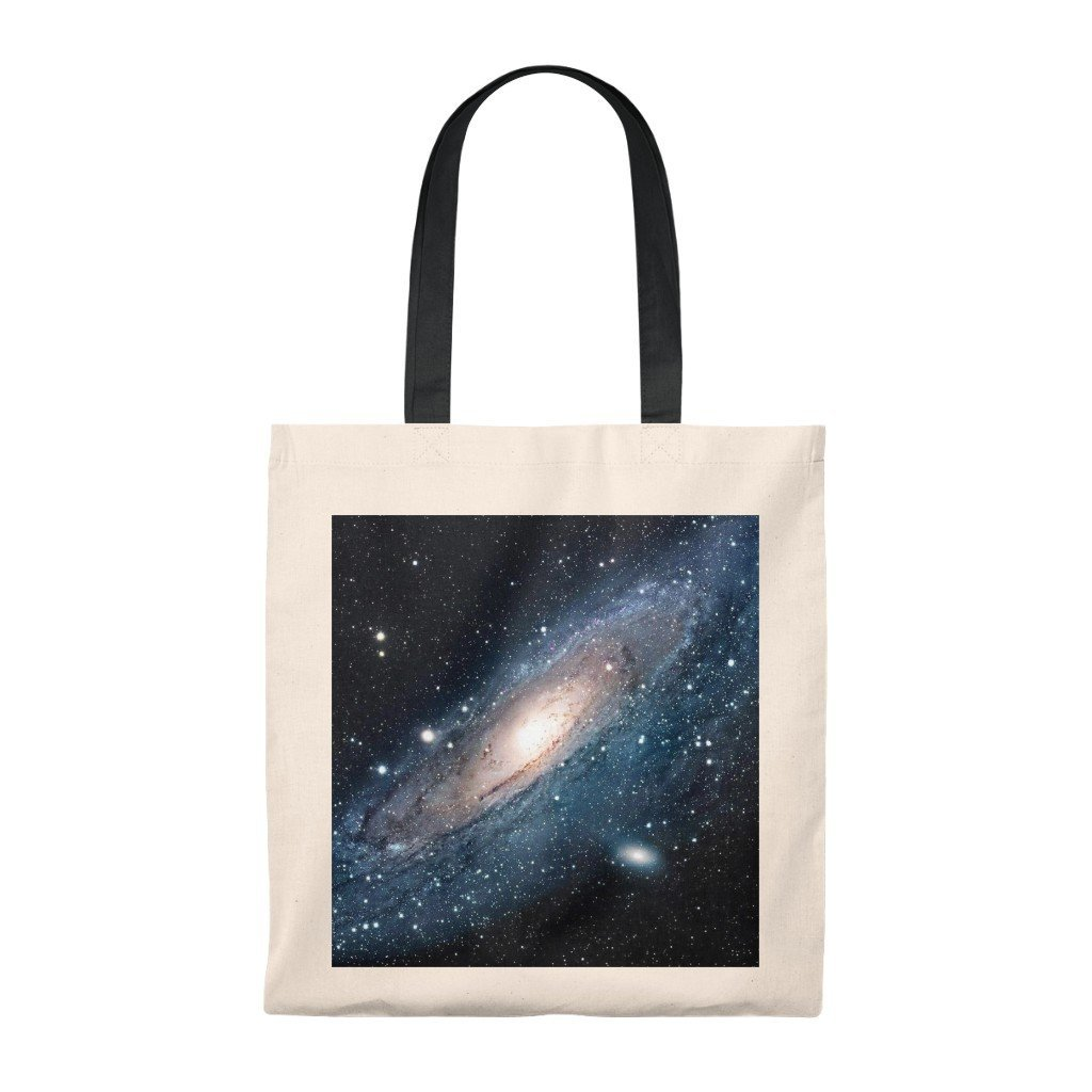 Tote Bag - Vintage - The Andromeda galaxy - closest to the Earth at 2.5 million light-years - NASA image - Yunque Store