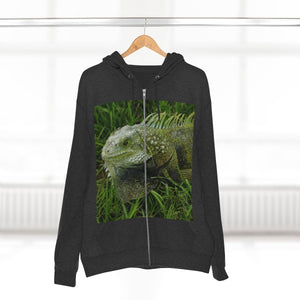 🐱‍🐉 Tropics@UK - 🤩 Unisex 🏳‍🌈Premium Full Zip Hoodie - UK Print - by T shirt and Sons - Yunque Store