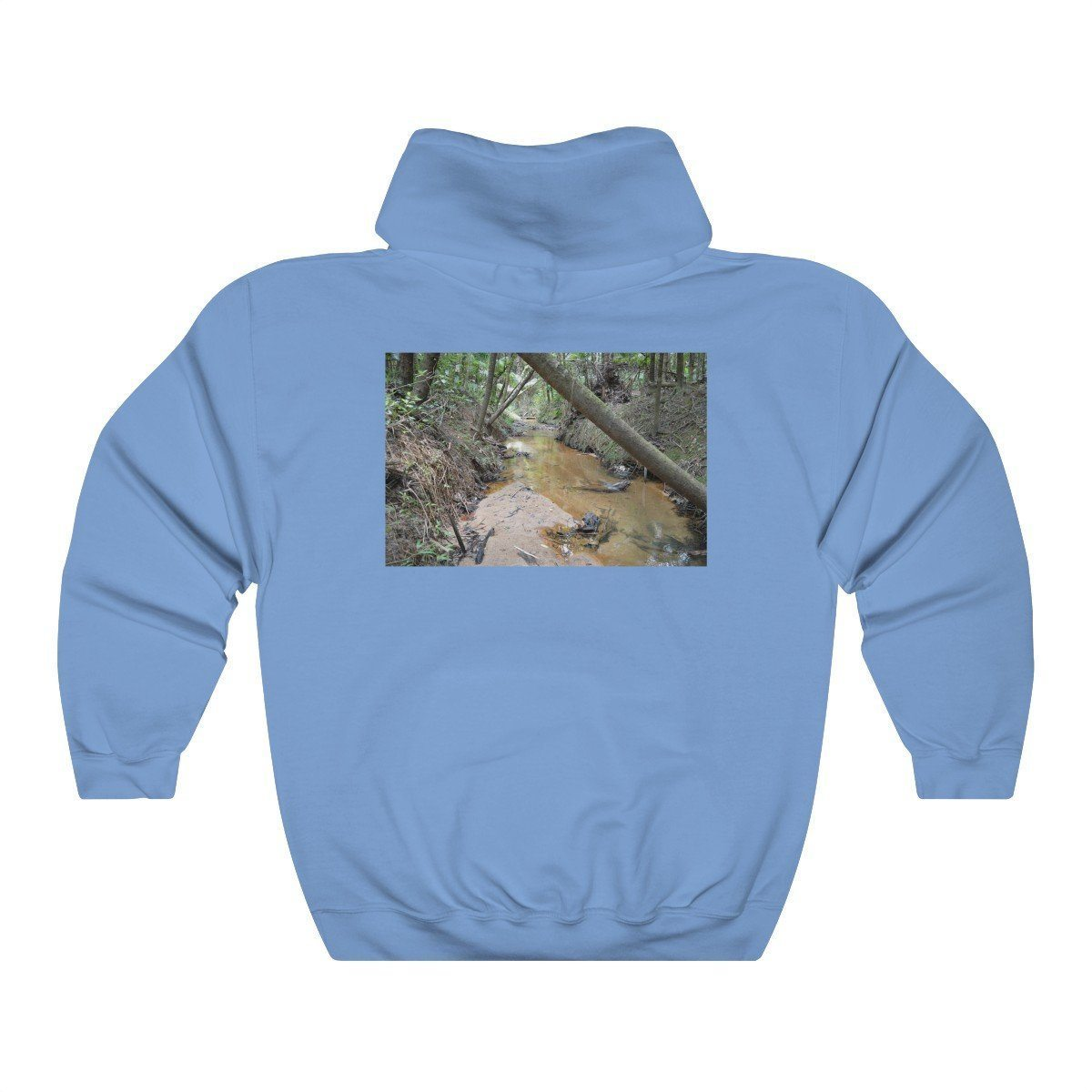 Unisex Heavy Blend™ Hooded Sweatshirt - Holy Spirit river explorations 2014 - EYNF - El Yunque Rain Forest Puerto Rico Hoodie Printify