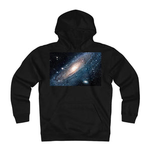 Unisex Heavyweight Fleece Hoodie - The Andromeda galaxy - closest to the Earth at 2.5 million light-years - NASA image - Yunque Store
