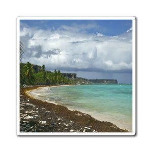 US Made - Magnets - Awesome world-class beaches of Puerto Rico - Mona island 🌊🌴🌊 - Yunque Store