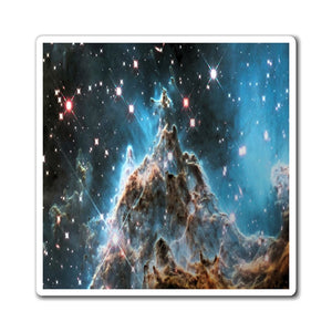 US Made - Magnets - for a Astro@Home experience - awesome HUBLE/NASA - Monkey Nebula - such a beauty! - Yunque Store
