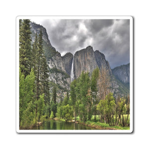US Made - Magnets - Jewels of America - The National parks - Yosemite CA - Yunque Store