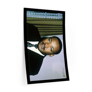 Wall Decals - Dr. MARTIN LUTHER KING JR winner of the Historic 1964 Nobel Peace Prize - Yunque Store