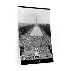 Wall Decals - Dr. MARTIN LUTHER KING JR with the Historic 1963 'I have a Dream' WA DC March - Yunque Store