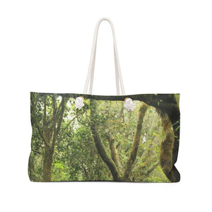 Weekender Bag - El Yunque rainforest PR - Tradewinds trail magic cloud forest path - Yunque Store