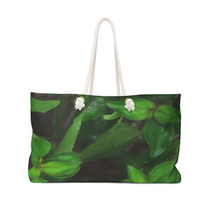 Weekender Bag - Folliage in Rio Sabana park El Yunque PR - Yunque Store