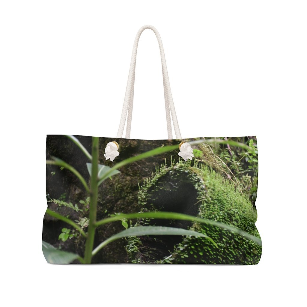 Weekender Bag - High altitude Sierra Palm cloud forest tree decomposition - 180 inches of rain per year - El Toro Wilderness - Yunque Store