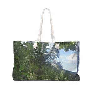 Weekender Bag - show off the most remote, rarely seen, regions of the rainforest in Puerto Rico - Yunque Store