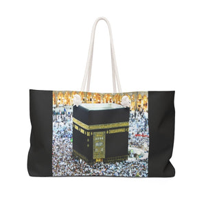 Weekender Bag - The Hajj Pilgrimage to Mecca - UAE - Islam - Yunque Store
