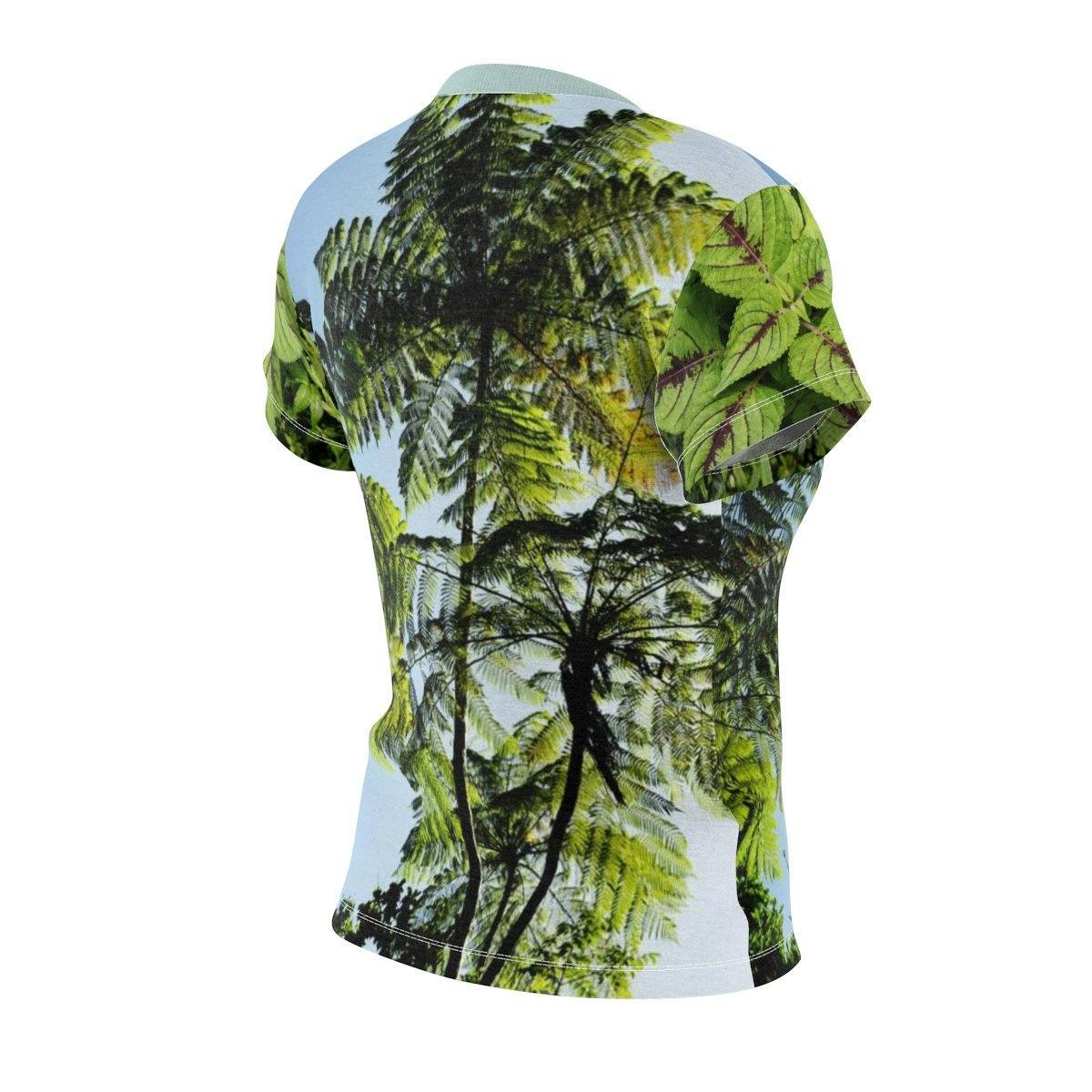 Women's AOP Cut & Sew Tee - Rio Sabana river exploration All Over Prints Printify