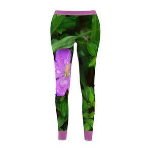 Women's Cut & Sew Casual Leggings - Yunque Store