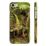 Wpaps Slim Phone Cases - UK Print - Decaying tree - El Yunque rain forest PR Phone Case Printify