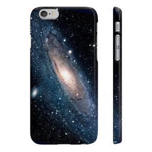 Wpaps Slim Phone Cases - UK Print - The Andromeda galaxy - closest to the Earth at 2.5 million light-years - NASA image Phone Case Printify