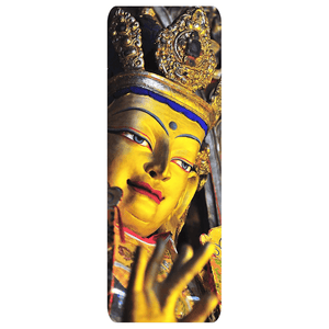 Yoga Mats - Buddha of Compassion sending blessings - Tibet - Yunque Store