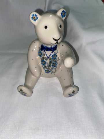Green Vines Teddy Bear