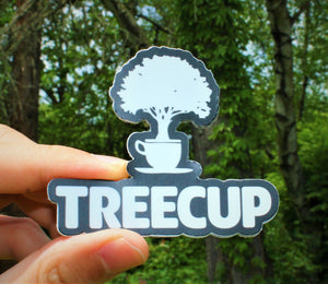TREECUP ASSORTED STICKERS 5-PACK