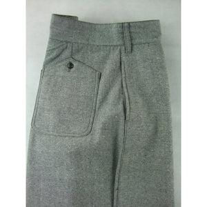 WW2 Italy Italian M35 Salt & Pepper Cotton Breeches Pants