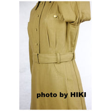 Load image into Gallery viewer, WW2 Soviet Union Russia M43 Servicewoman Dress Uniform Tan