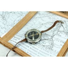 Load image into Gallery viewer, WWII Russian Military Soviet Red Army Officer Wrist Compass