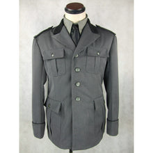 Load image into Gallery viewer, WW2 Italy Italian Officer Gabardine M40 Tunic